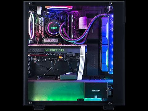 Wondrous Level51 Custom Gaming Systems Beutiful Home Inspiration Xortanetmahrainfo